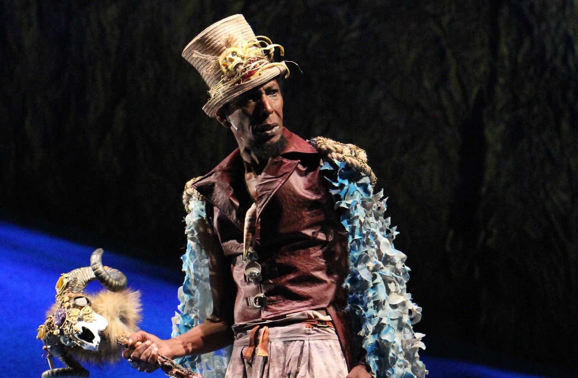 """The Classical Theatre of Harlem presents """"The Bacchae"""" – The"""