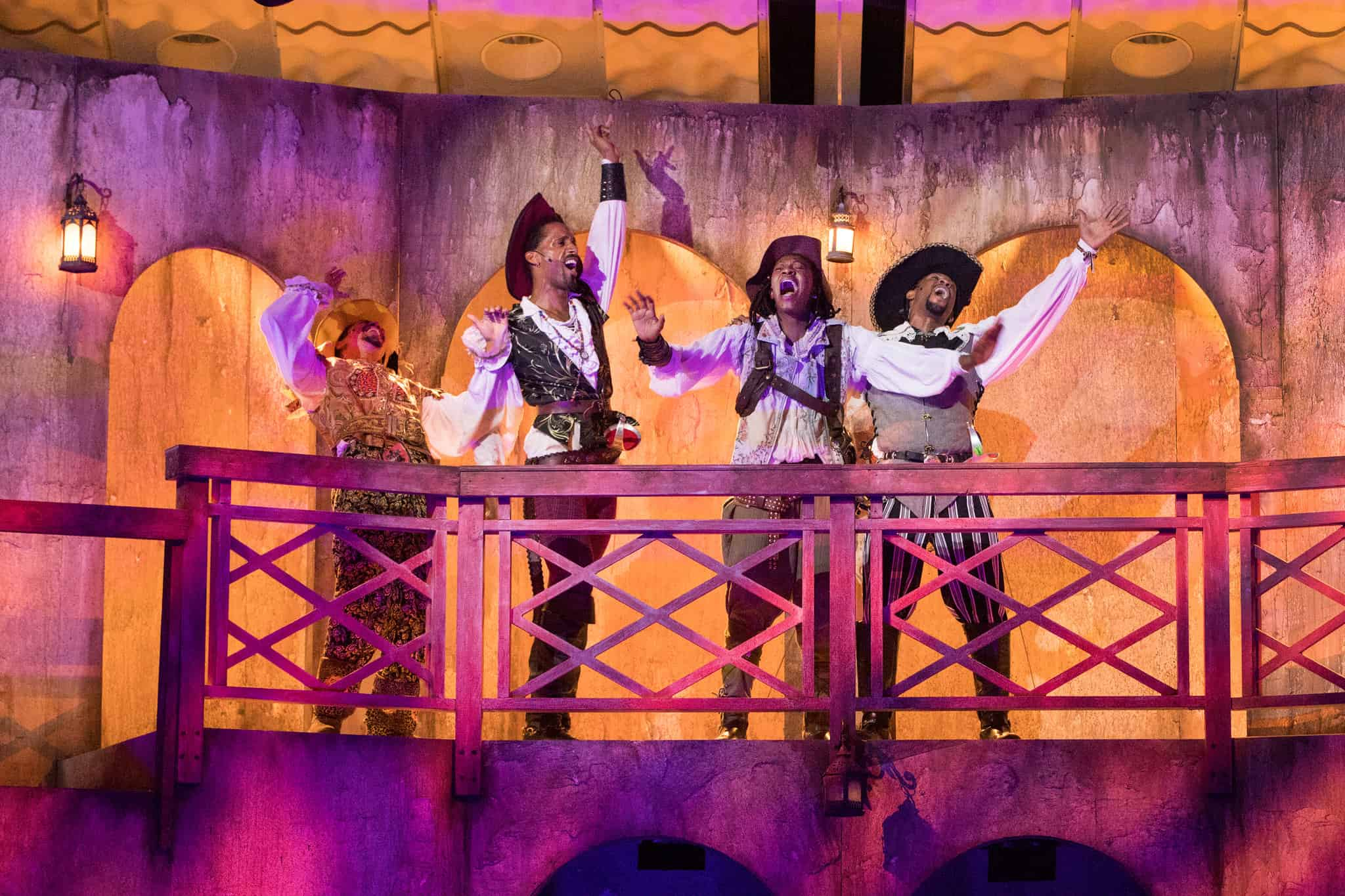 The Three Musketeers by The Classical Theatre of Harlem